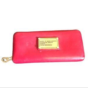 Marc Jacobs Long zip wallet